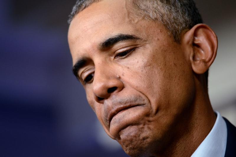 Американцы устроили Обаме неожиданные проводы