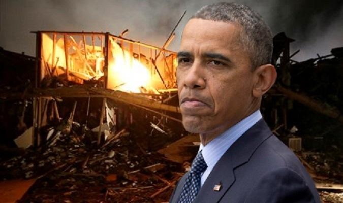 Обама назвал сентябрь - месяцем подготовки к глобальным катастрофам