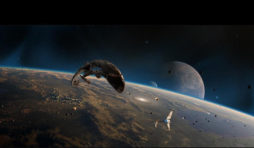"""Вселенная через 10 триллионов лет станет похожа на мир из """"Звездных войн"""" - ученые"""