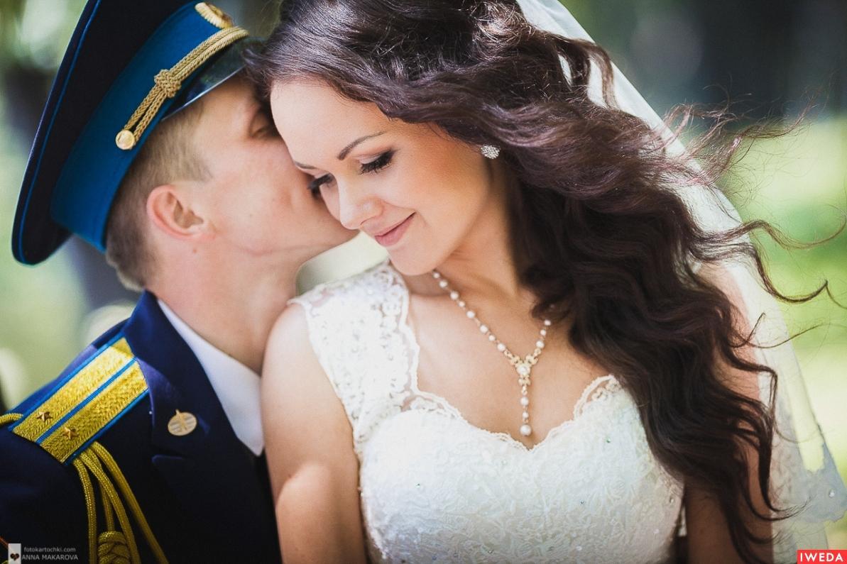 Офицер с женой