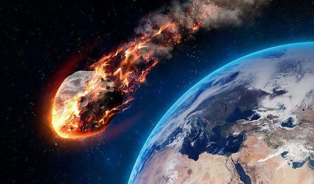 Мимо Земли пролетел огромный опасный астероид