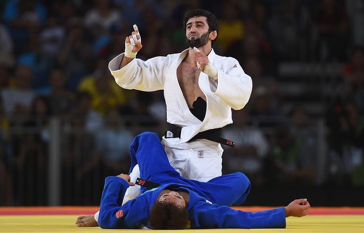 Россия завоевала первое «золото» Олимпиады-2016