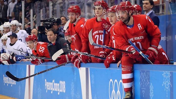 Олимпиада -2018 хоккей