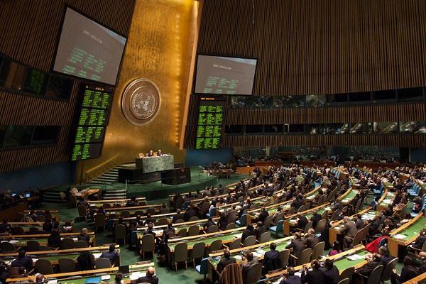 РФхотят исключить изСовета ООН поправам человека
