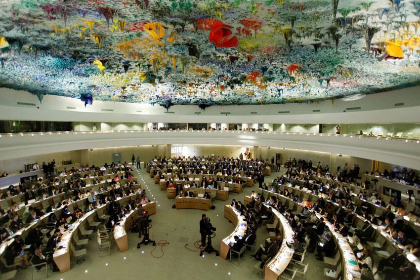 РФ не попала в Совет ООН по правам человека