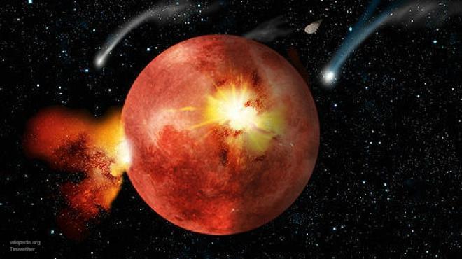 Ученые: Звезда смерти готова убить Землю за несколько минут