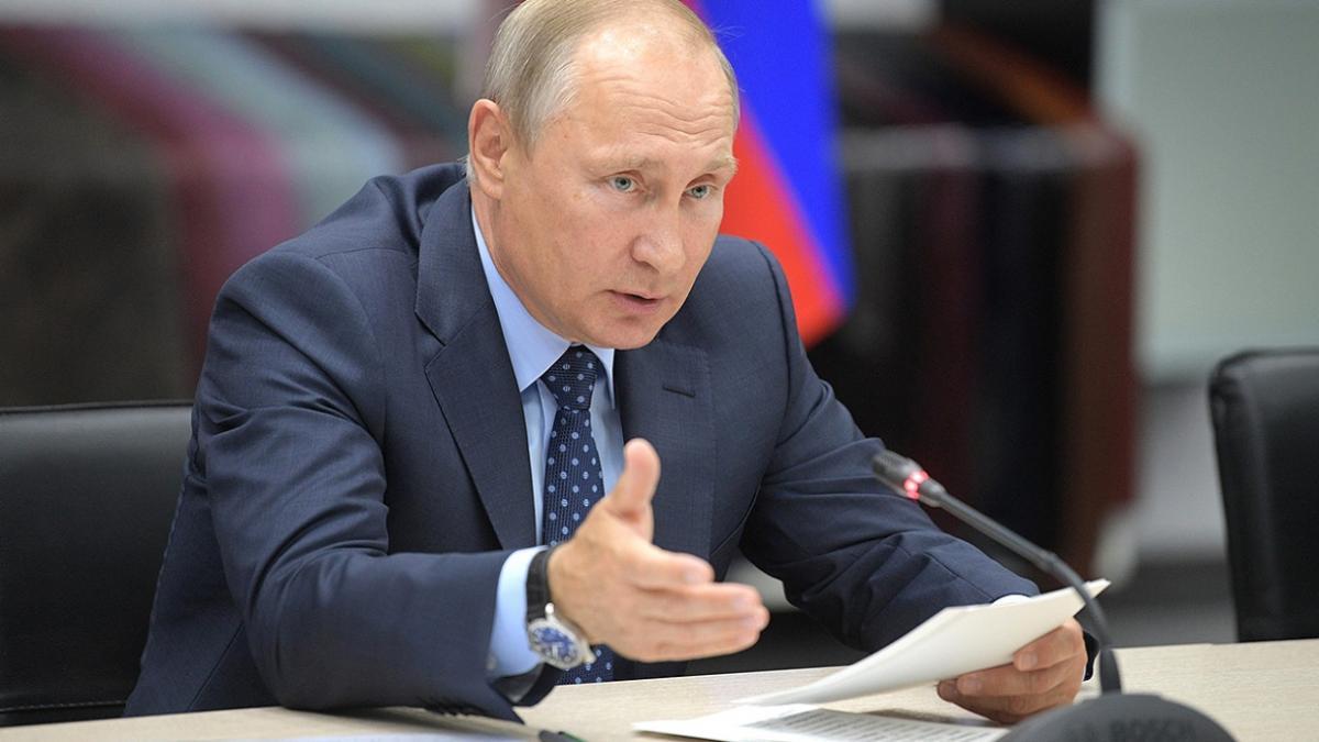 Заявление Путина развеяло последние иллюзии Киева по Донбассу