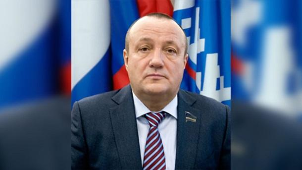 член партии «Единая Россия» Василий Крюк