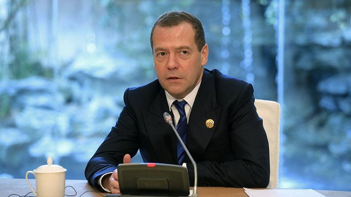 Медведев оценил позицию Киева по Минским соглашениям