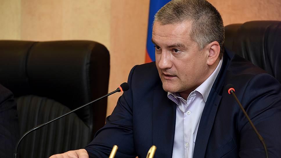 Руководитель Крыма: осенью изимой отключений электричества небудет