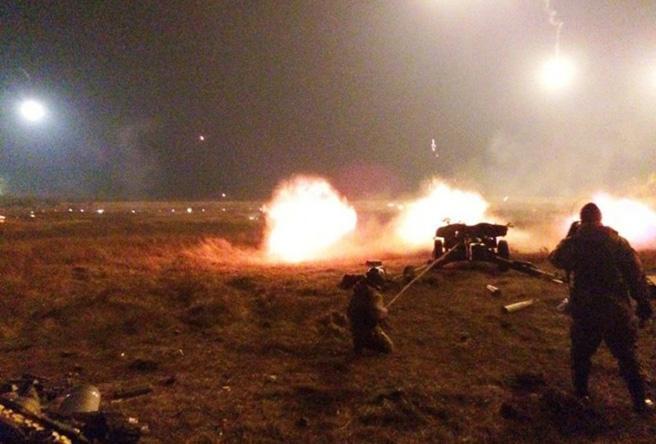 Более 1000 снарядов обрушилось на Донецк, Горловку и Ясиноватую – ДНР