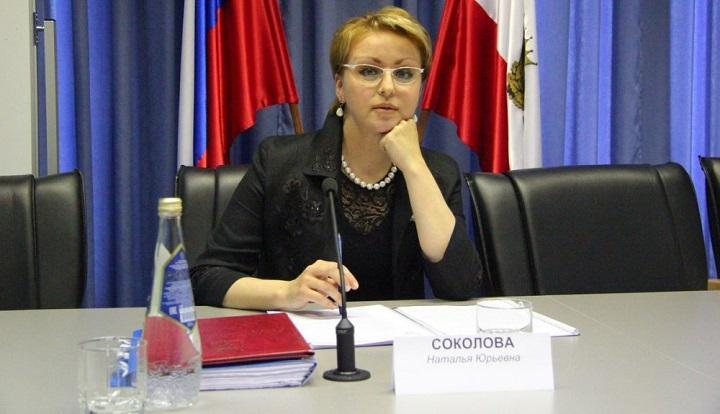 Наталья Соколова