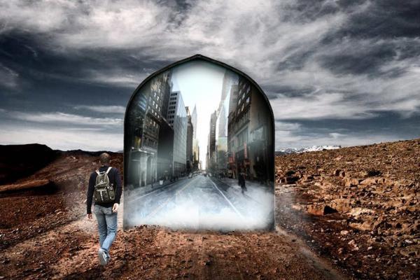 «Путешественник во времени» рассказал, что ждет человечество в 6000 году, показав снимок из будущего