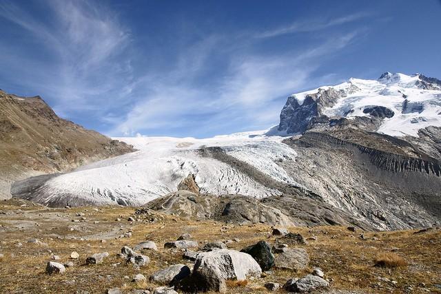 Ледник Вавилова оказался быстро тающим – экологи