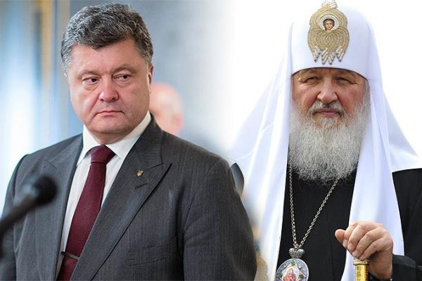 У Порошенко не останется «ничего святого», без РПЦ – СМИ