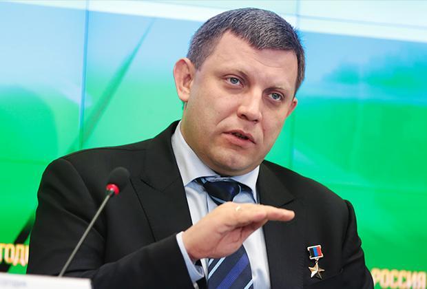 Глава ДНР хочет наладить сотрудничество Донбасса с Крымом