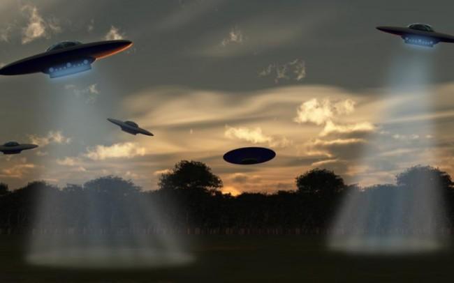 Всеть попало сенсационное видео, как долина Хессдален стала платформой для инопланетян