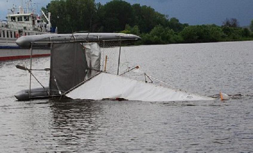 Трагедия в Волгоградской области: столкновение катамарана с баржей привело к гибели десяти человек