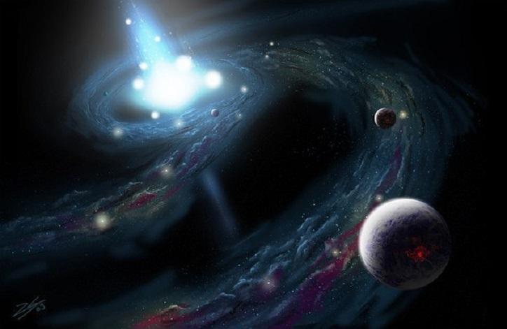 Белые дыры- самые загадочные космические объекты