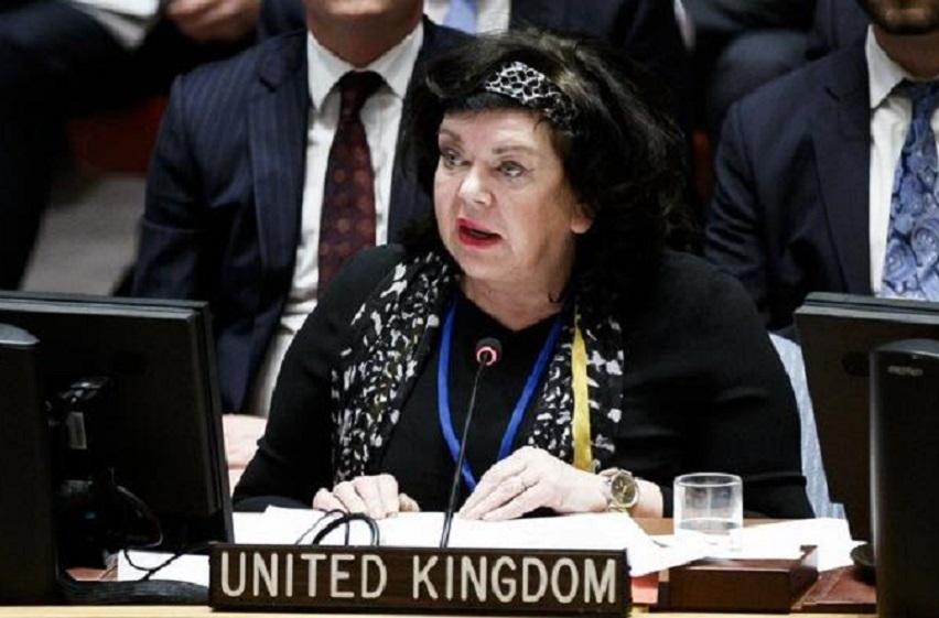 Постпред Британии в ООН с презрением высказалась о российской науке