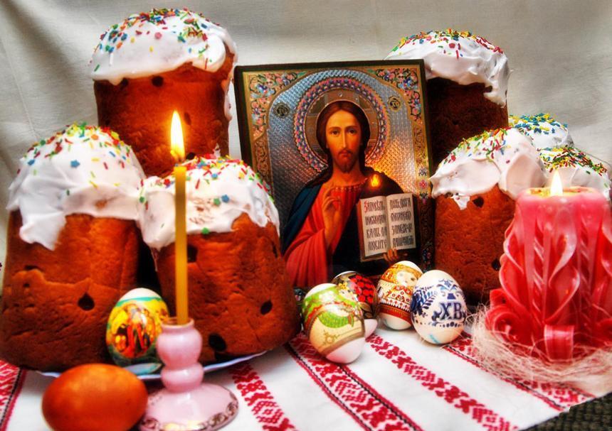 Графік освячення дарів на Великдень 28 квітня 2019 року (Зміївський район)