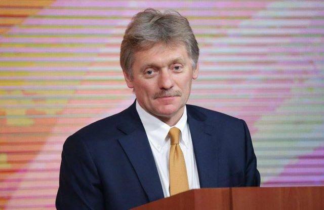 Кремль заявил, что судьбу украинских моряков решит следствие и суд