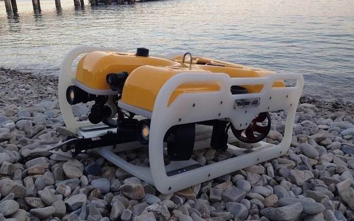 Россия вооружается роботами-подводниками