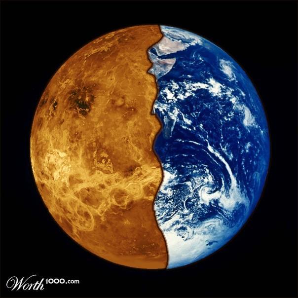 Учёные из-за вспышек на Солнце Венера может врезаться в Землю