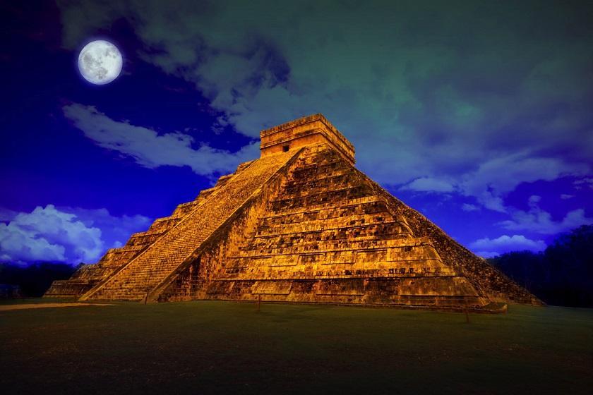 Тайны пирамид: загадочные древние сооружения находятся во всех уголках мира
