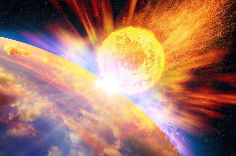 """""""Адский огонь поглотит Землю"""": ученые назвали дату и причину апокалипсиса"""