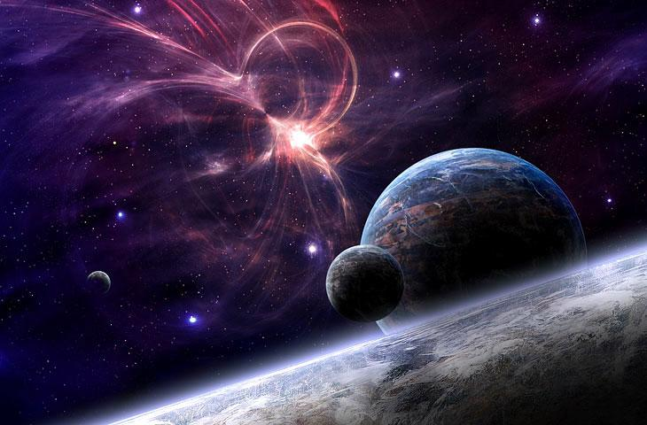 КЗемле приближается неизвестная планета состранными объектами внутри