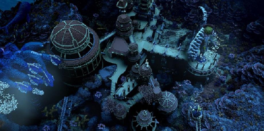 Подводный инопланетный город с пирамидами обнаружен в Калифорнийском заливе