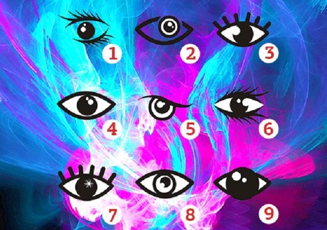 Тест на характер: Третий Глаз подскажет черту вашей личности, которая поможет вам по жизни