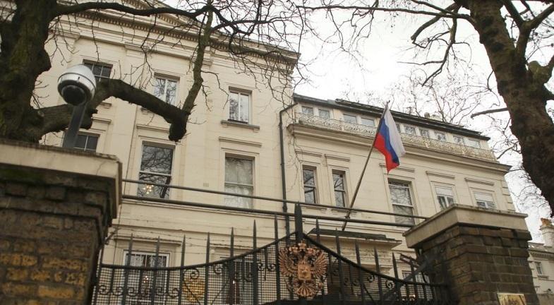 Сайт российского посольства в Лондоне подвергся хакерской атаке