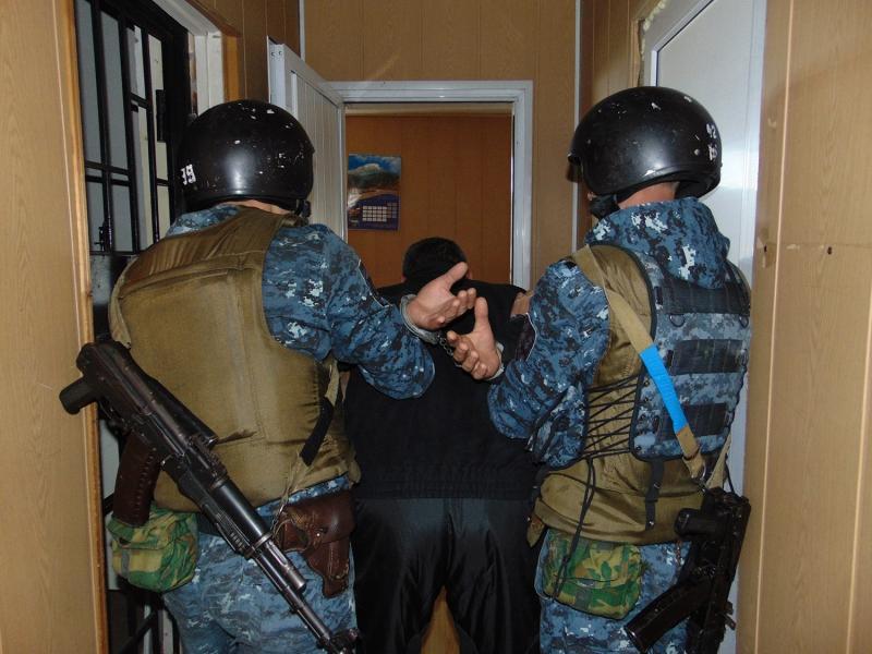 Похитителя девушки задержали полицейские