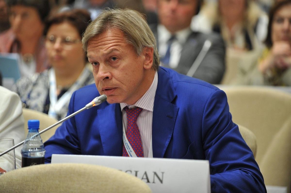 Пушков прокомментировал поведение США в вопросе ДРСМД