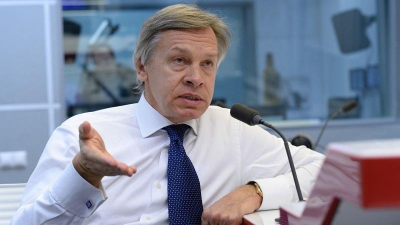 Пушков считает, что Зеленский пока не готов стать президентом