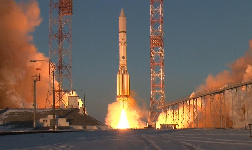 Самые зрелищные пуски ракет показали в одном ролике: новое видео от Миноброны России