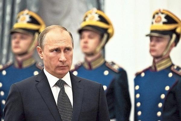 """Владимир Путин создает """"тайную полицию"""""""