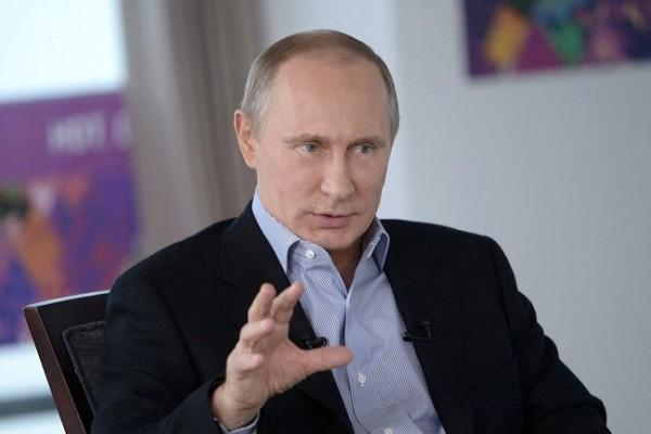 Успех Путина