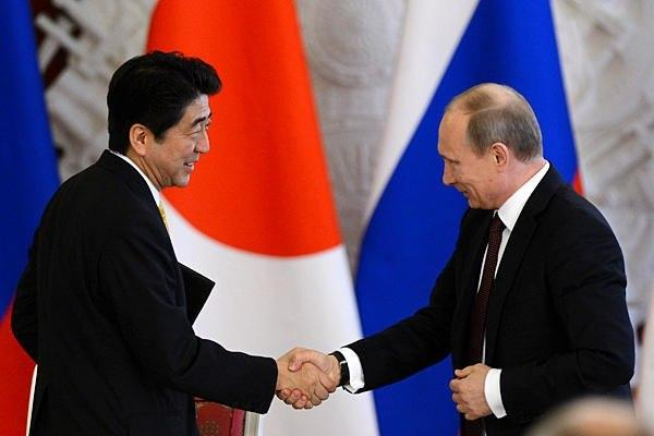 Руководство Японии определило сумму трат насотрудничество сРФ