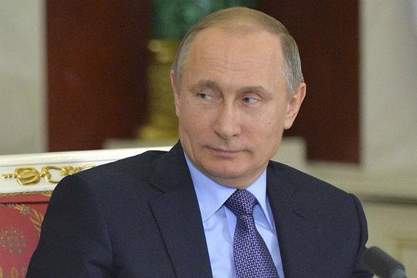 Путин и Россия