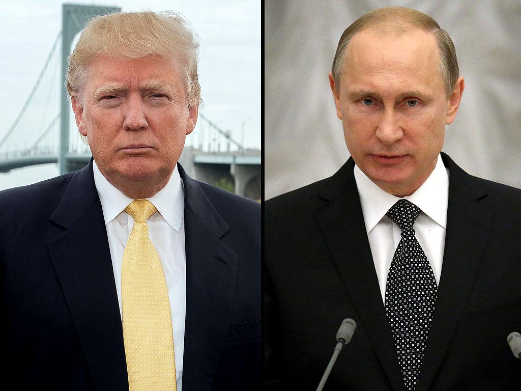 Трамп преподнесет Путину Украину на блюде