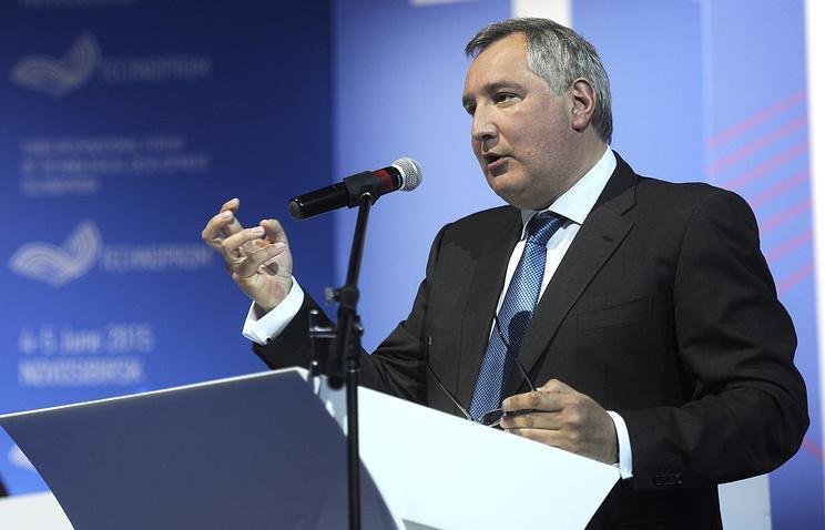 Рогозин объяснил стремление НАТО на Восток