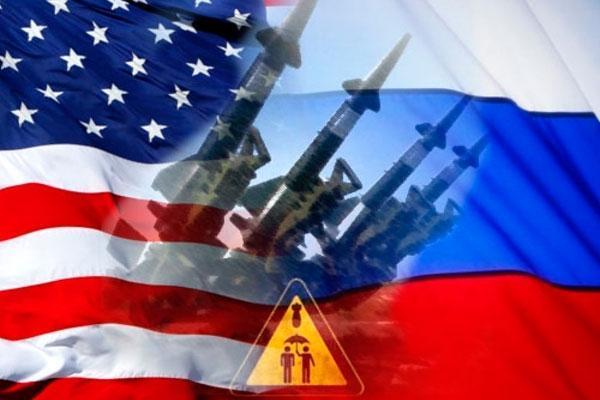 Противостояние США и России