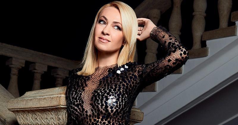 Яна Рудковская на светском рауте своим нарядом превзошла Ольгу Бузову