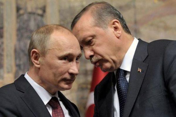 Отношения Турции с США и Россией