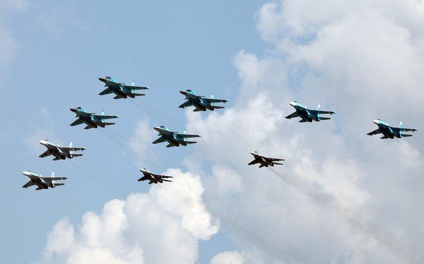 Министерство обороны Болгарии пояснило свои претензии к авиации России