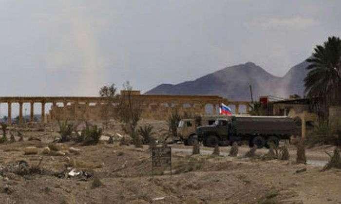 Погибший в Сирии российский военный представлен к госнаграде
