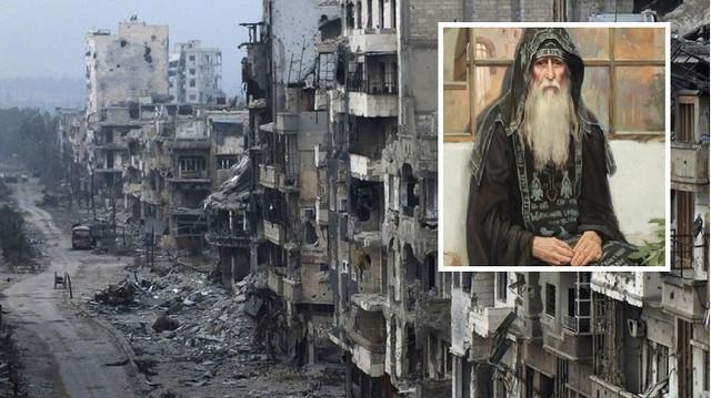 Инок Варсонофий обрекает Украину и Сирию на «кровавое» будущее в предсмертном предсказании